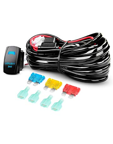Pleasing Amazon Com Wiring Harnesses Electrical Automotive Wiring Cloud Inklaidewilluminateatxorg