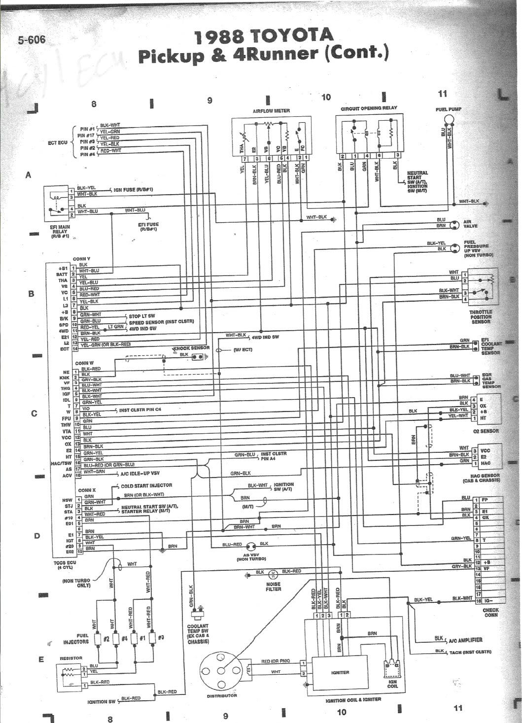 40 Toyota Pickup Wiring Diagram   40 Hp Briggs And Stratton Carb ...