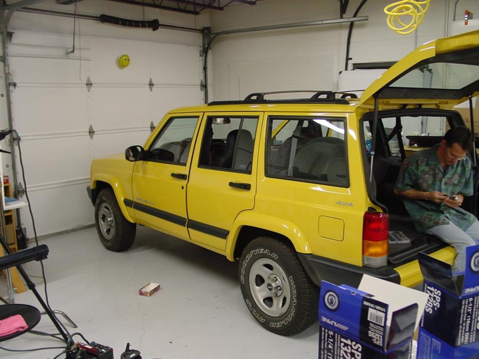 Incredible 1997 2001 Jeep Cherokee Car Audio Profile Wiring Cloud Ittabisraaidewilluminateatxorg