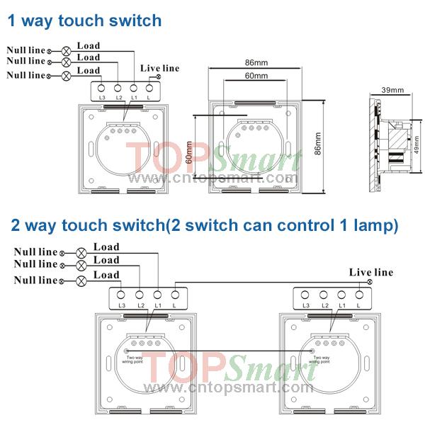 Wo 2327 1 Gang 2 Way Switch Wiring Diagram Uk Download Diagram