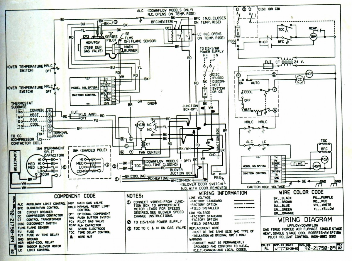 Goodman Air Conditioning Wiring Diagram from static-assets.imageservice.cloud