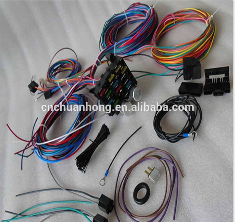 Phenomenal Ez Wiring Harness Review Basic Electronics Wiring Diagram Wiring Cloud Xortanetembamohammedshrineorg