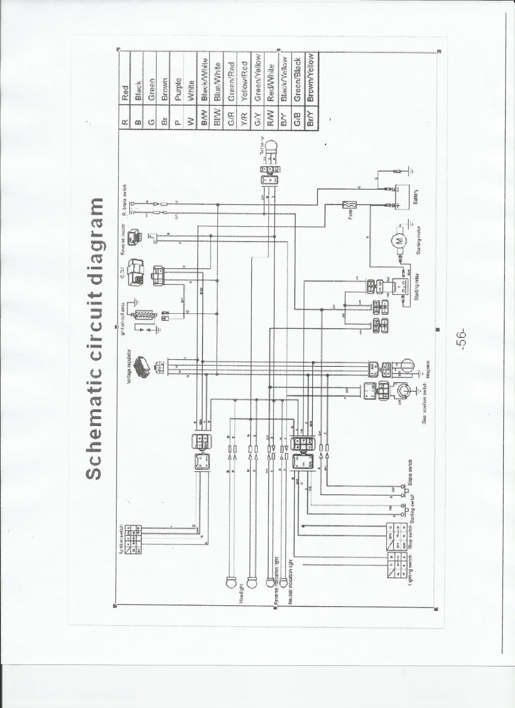 Ar 3793 Chinese 110 Atv Wiring Diagram Get Free Image About Wiring Diagram Schematic Wiring
