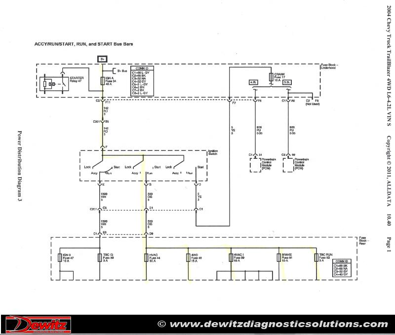 2005 chevy silverado wiring diagram radio dn 1767  2004 chevrolet trailblazer radio wiring download diagram  chevrolet trailblazer radio wiring