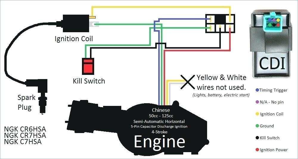 Lifan 4 Pin Cdi Wiring Diagram - Wiring Diagram