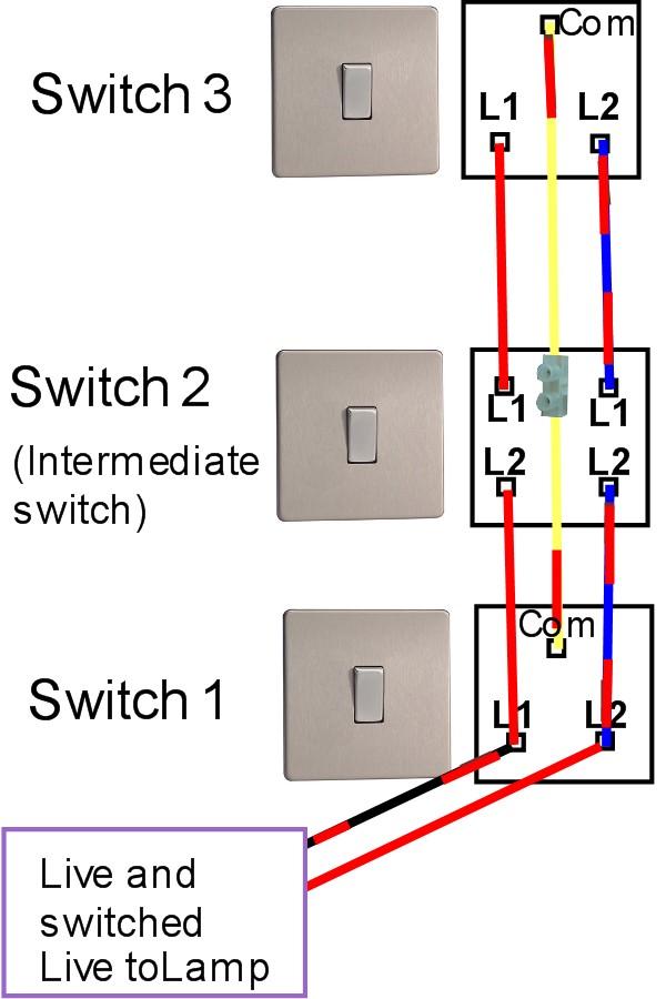 Prime Three Way Light Switching Light Fitting Wiring Cloud Histehirlexornumapkesianilluminateatxorg