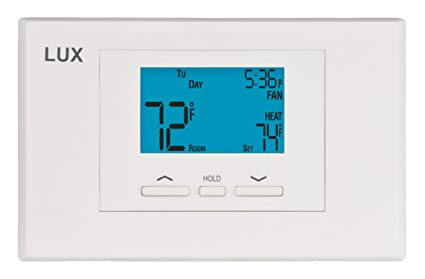 Wondrous Lux Thermostat Program 5 2 Day With Selectable Smart Recovery Wiring Cloud Uslyletkolfr09Org