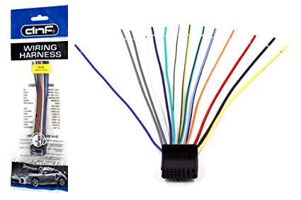Sensational Amazon Com Dnf Pioneer Wiring Harness Deh P4800Mp Deh P4900Ib Deh Wiring Cloud Rometaidewilluminateatxorg