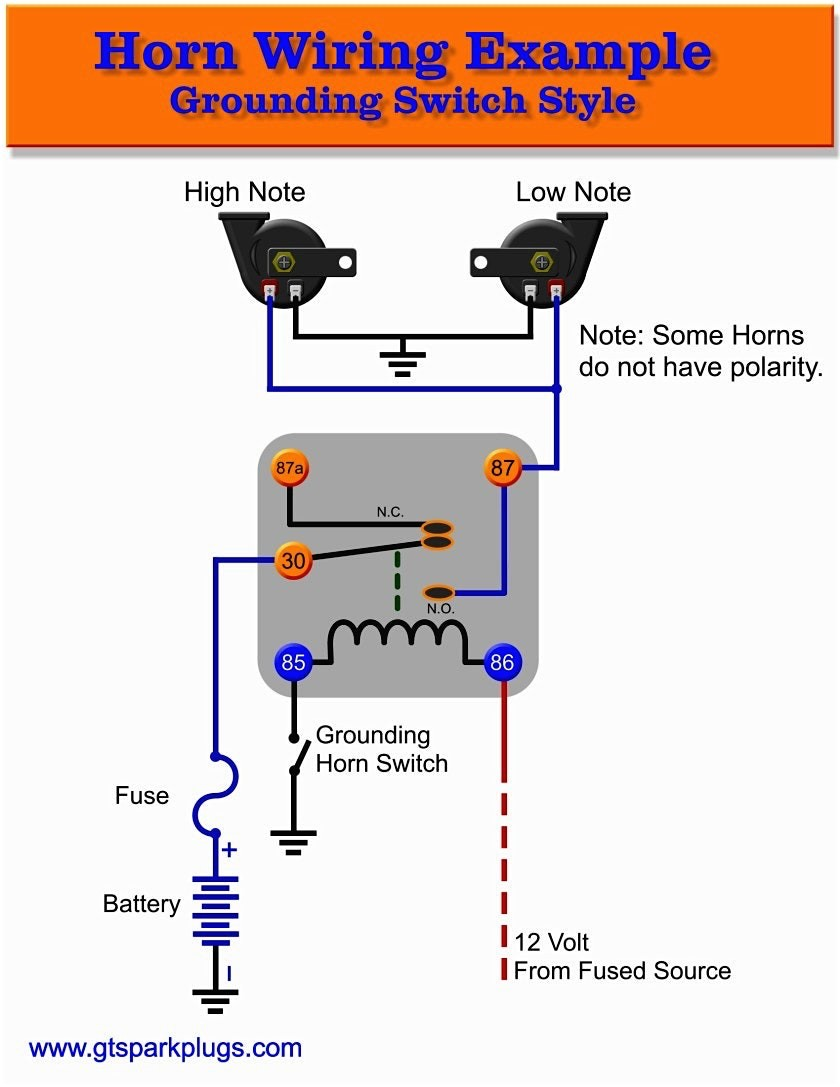 AL_0594] 5 Pole Relay Wiring Diagram Horn Wiring DiagramOmmit Cajos Phae Mohammedshrine Librar Wiring 101