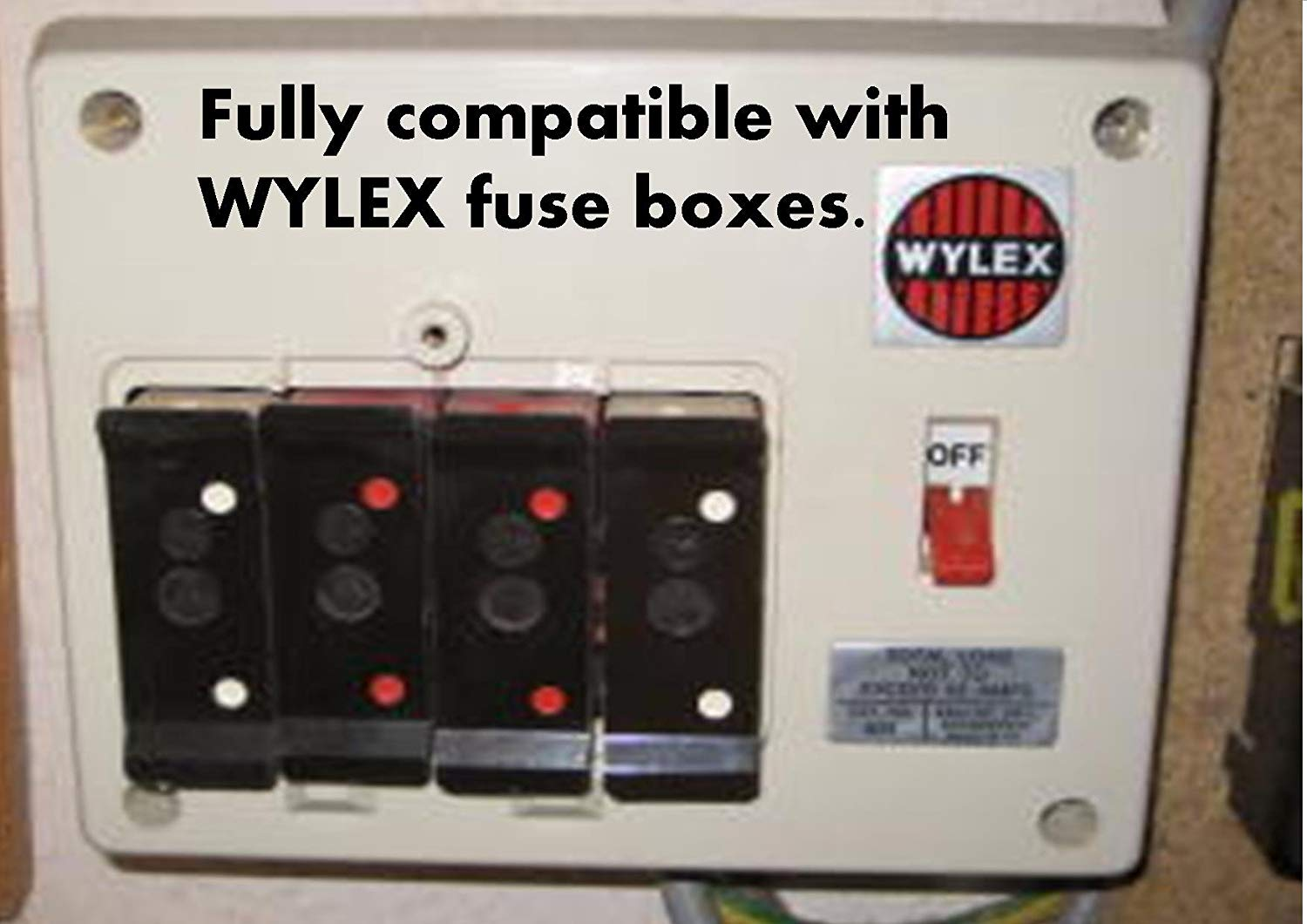 Wylex Fuse Box Colours - Wiring Diagram Replace forecast-expect -  forecast-expect.miramontiseo.it | Wylex Fuse Box Colours |  | forecast-expect.miramontiseo.it