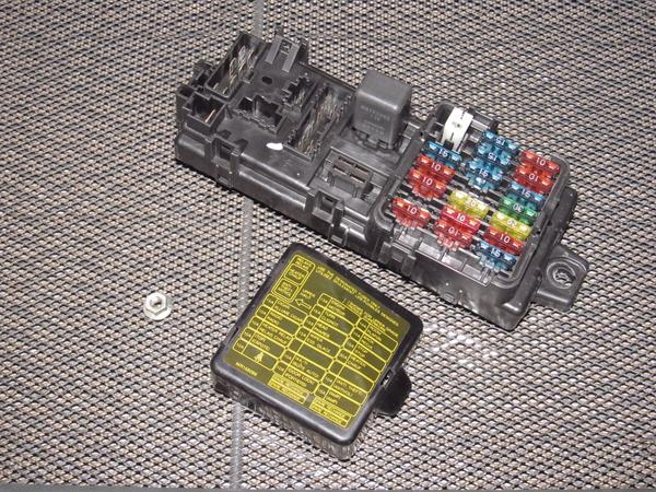 AM_1500] 1995 Mitsubishi 3000Gt Fuse Box Diagram Car Interior DesignRmine Hendil Mohammedshrine Librar Wiring 101