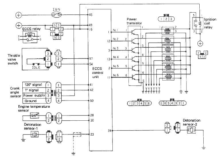Ca18det Wiring Diagram E5 Wiring Diagram