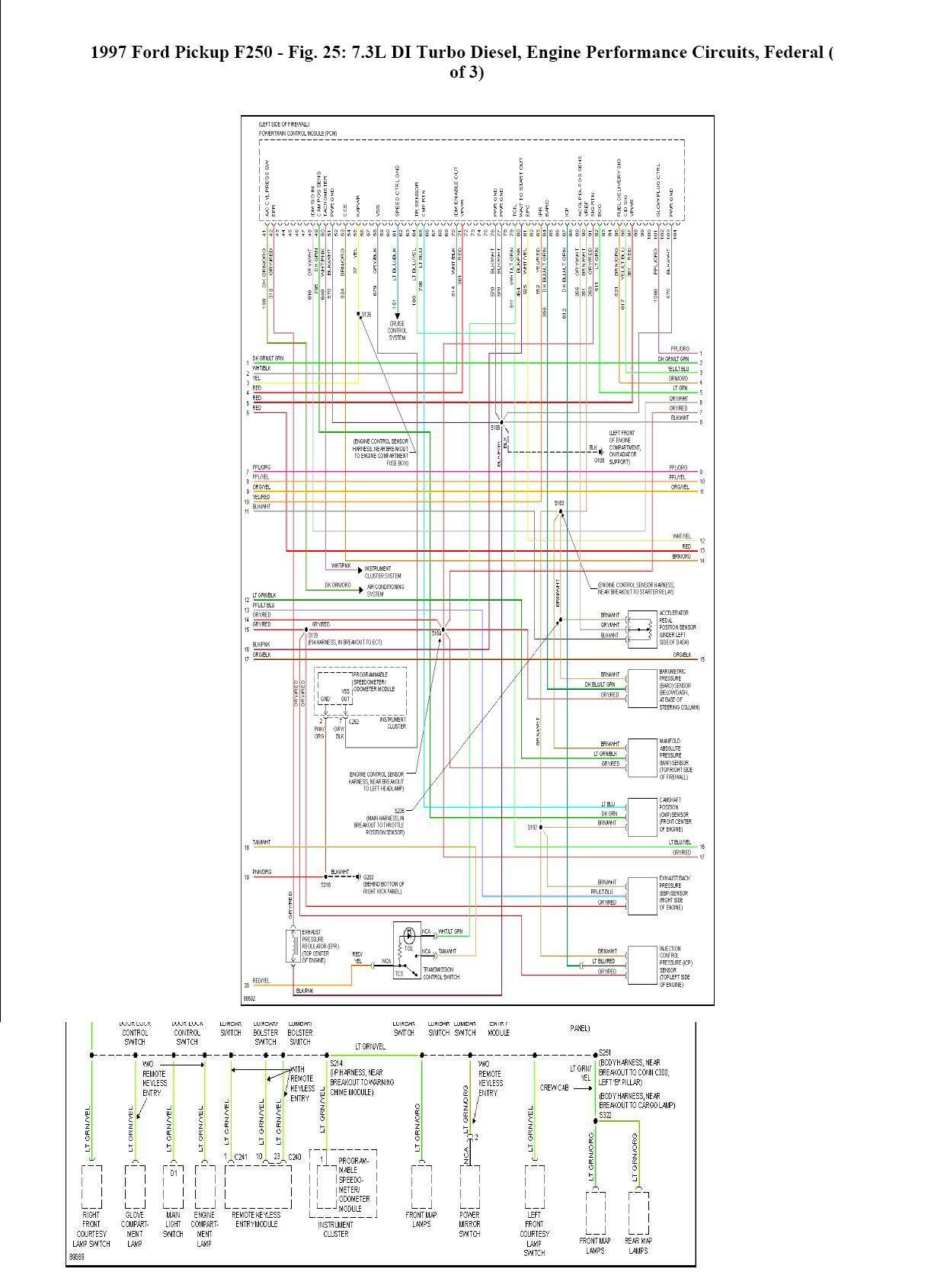 LE_2582] 97 F250 460 Wiring Diagram Free DiagramCajos Groa Mohammedshrine Librar Wiring 101
