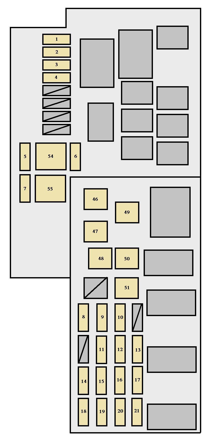 [CSDW_4250]   KN_2953] Toyota Solara Fuse Box Diagram | 1999 Oldsmobile Silhouette Fuse Box Diagram |  | Diog Ginou Pelap Elec Mohammedshrine Librar Wiring 101
