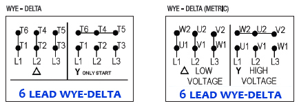 3 phase 6 wire motor wiring diagram xg 9627  three phase 6 lead motor wiring diagram  three phase 6 lead motor wiring diagram