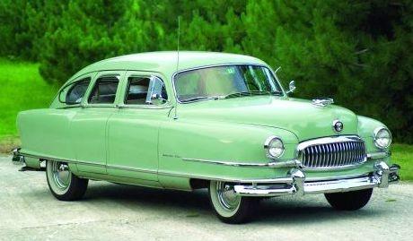 Admirable 1949 51 Nash Ambassador Hemmings Daily Wiring Cloud Rometaidewilluminateatxorg