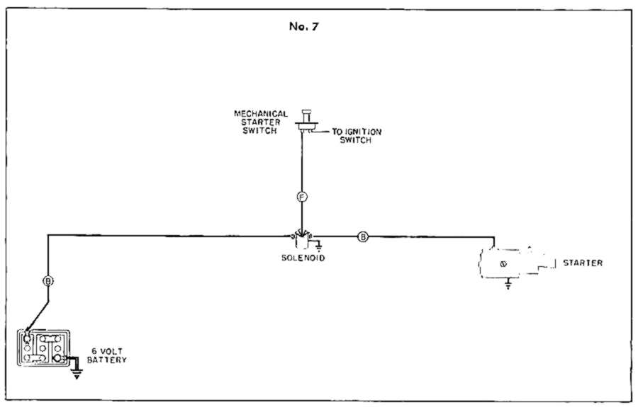 Stupendous Ignition Circuit Diagram For The 1948 Nash Ambassador New Model Wiring Cloud Rometaidewilluminateatxorg