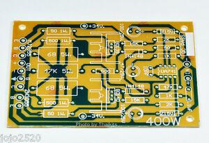 Pleasant Mono 100W Transistor Power Amplifier Bare Pcb Diy Circuit Ua741 Wiring Cloud Ymoonsalvmohammedshrineorg