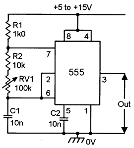 Excellent 555 Astable Circuits Nuts Volts Magazine Wiring Cloud Faunaidewilluminateatxorg