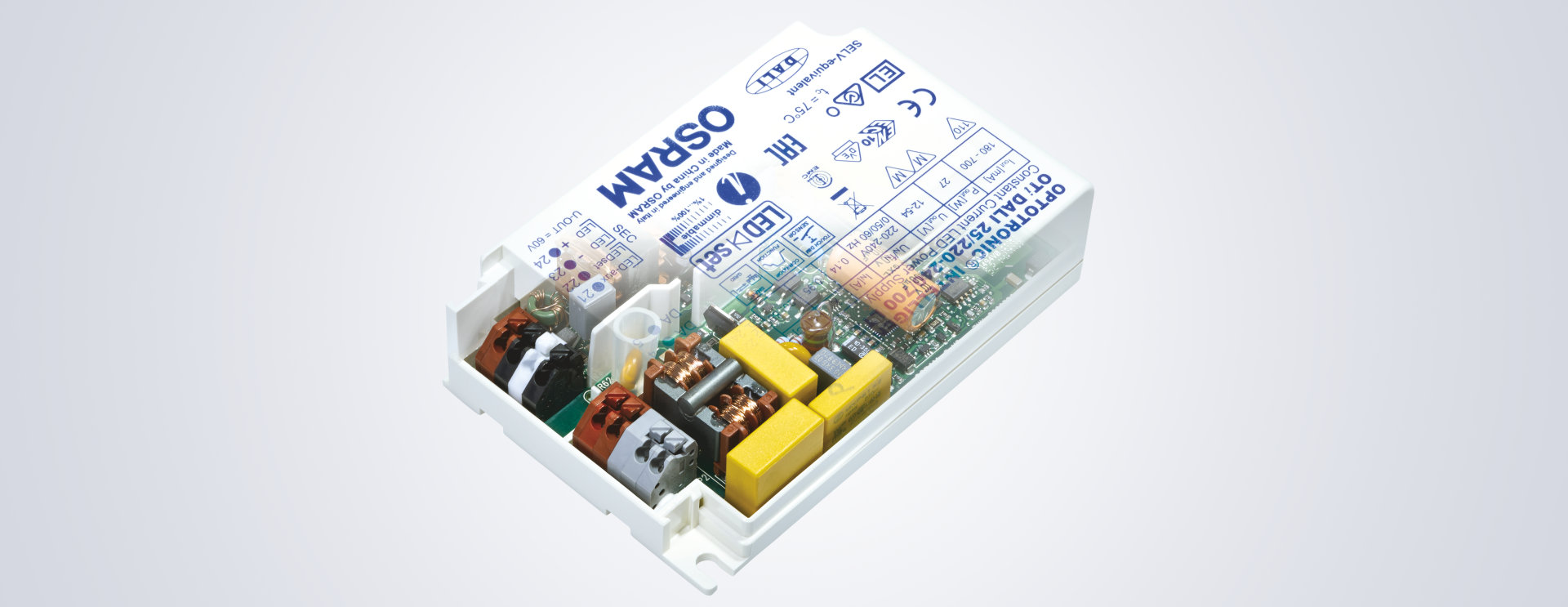 Astonishing Constant Current Source Led Driver Led Ballast From Osram Light Wiring Cloud Waroletkolfr09Org