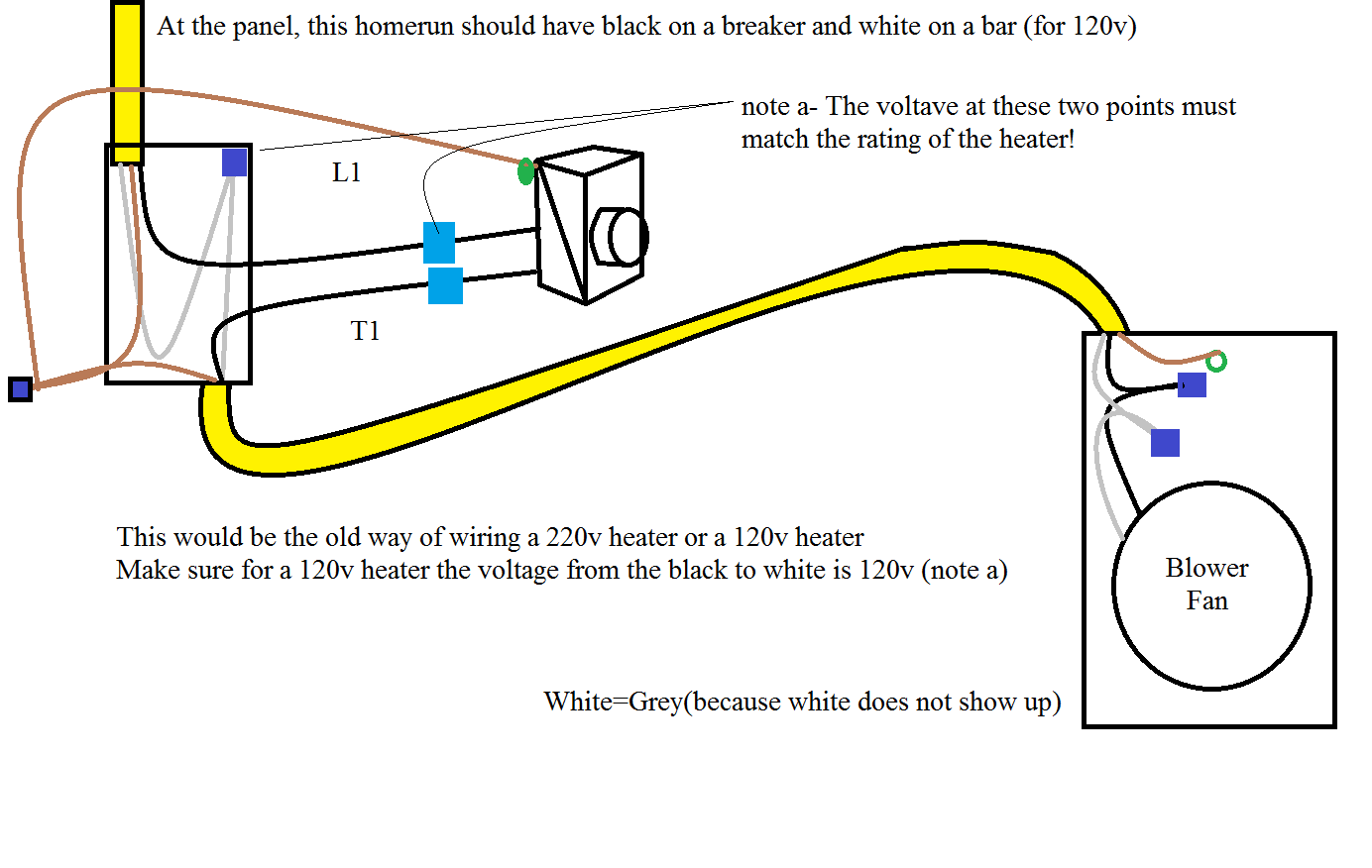 Peachy Basic Help And Information Wiring Thermostat For 120V Heater Wiring Cloud Inklaidewilluminateatxorg