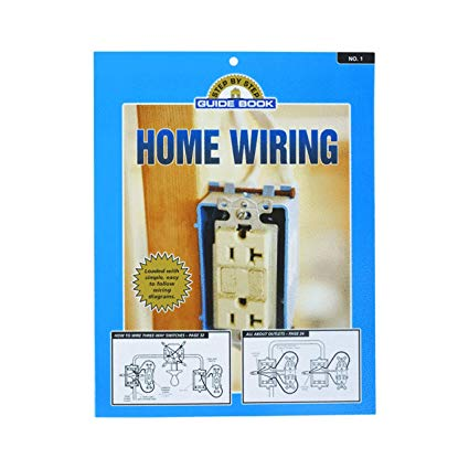 Terrific Amazon Com Step By Step Guide Step By Step Guide Book Home Wiring Wiring Cloud Vieworaidewilluminateatxorg