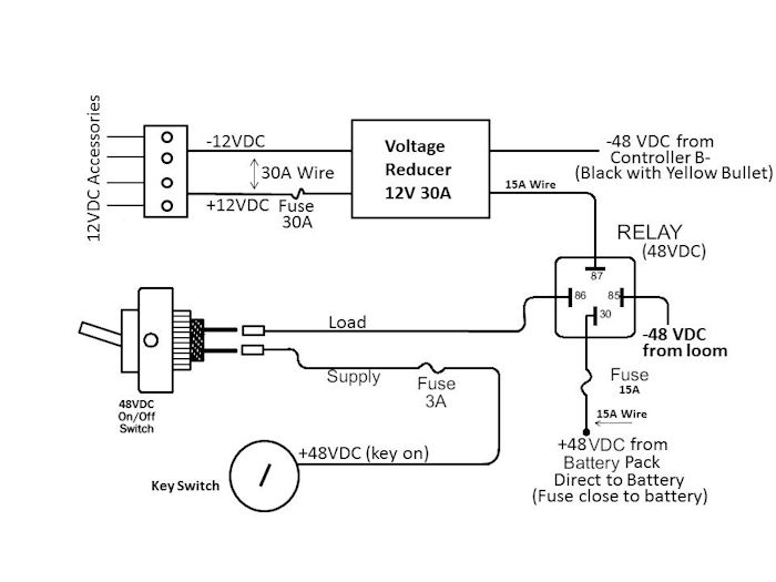 ek3110 4 wire voltage regulator wiring diagram free diagram