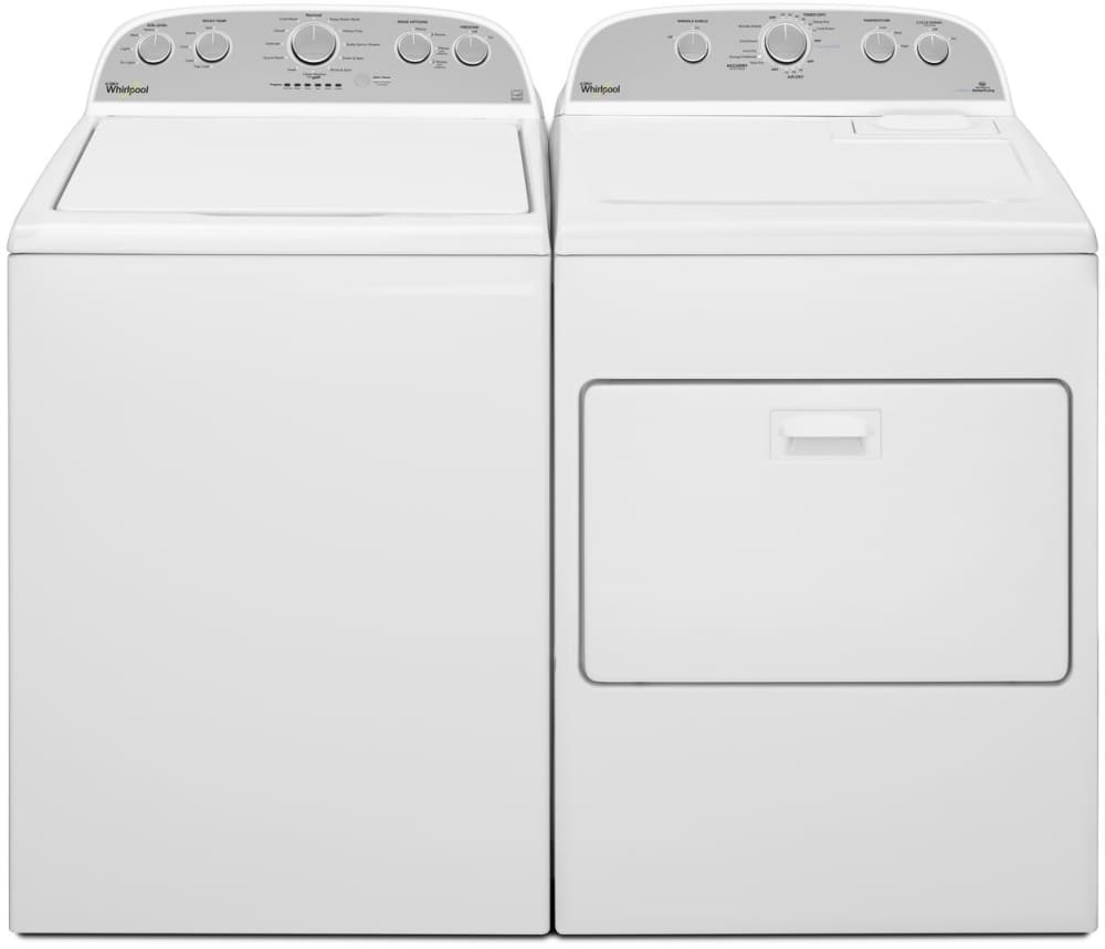 Magnificent Whirlpool Wtw5000Dw 28 Inch Top Load Washer Closeout With Presoak Wiring Cloud Waroletkolfr09Org
