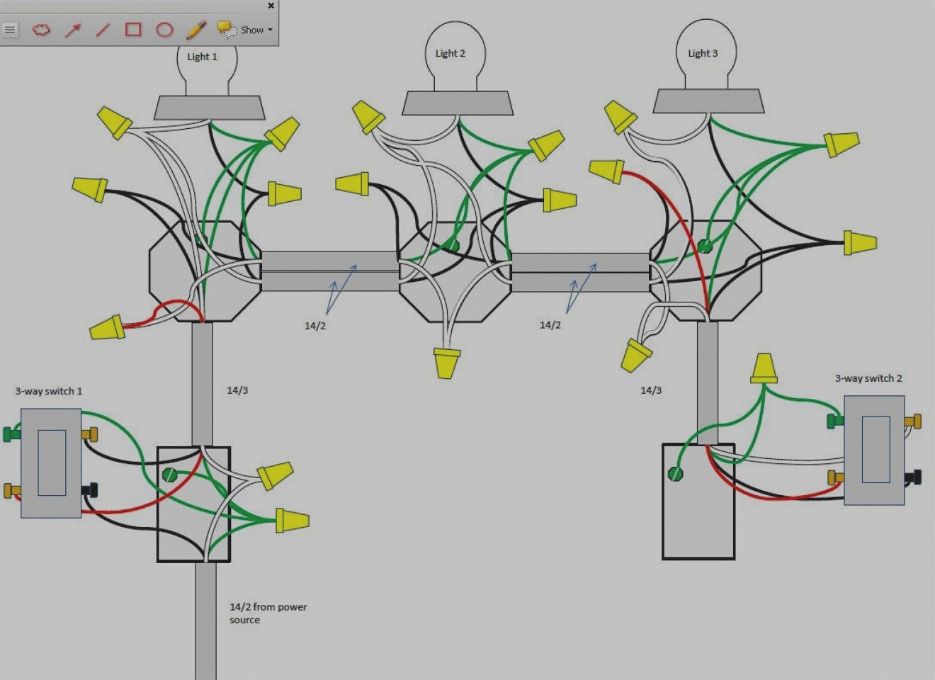 3 Way Wiring Diagram Multiple Lights from static-assets.imageservice.cloud