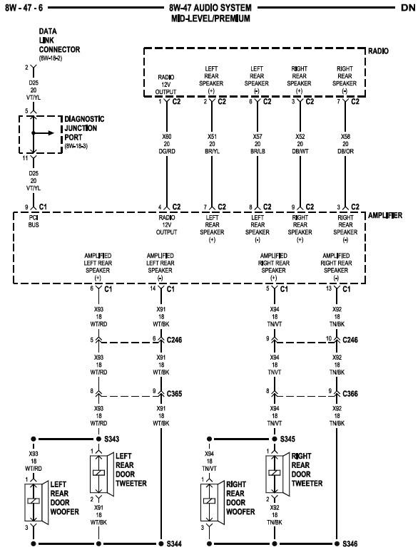 Gc 0796 2000 Dodge Ram 1500 Headlight Wiring Diagram Wiring Diagram