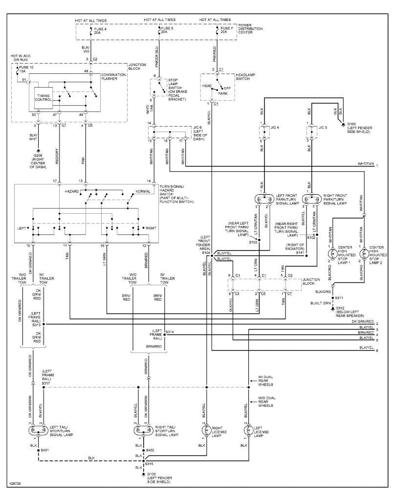 Ho 8166 2000 Dodge Ram 1500 Headlight Wiring Diagram Download Diagram