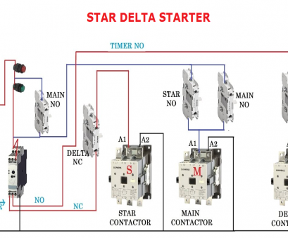 Vc 9325 Wiring Diagram Of Star Delta Starter With Timer Download Diagram
