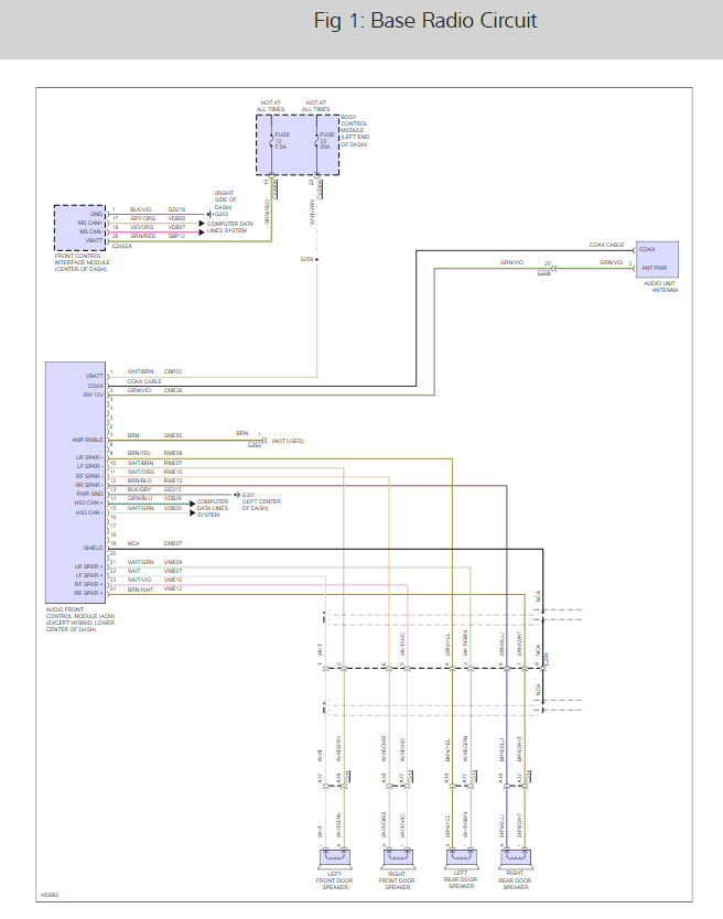 2015 ford fusion wiring diagram vv 6041  2012 fusion stereo wiring diagram download diagram  2012 fusion stereo wiring diagram