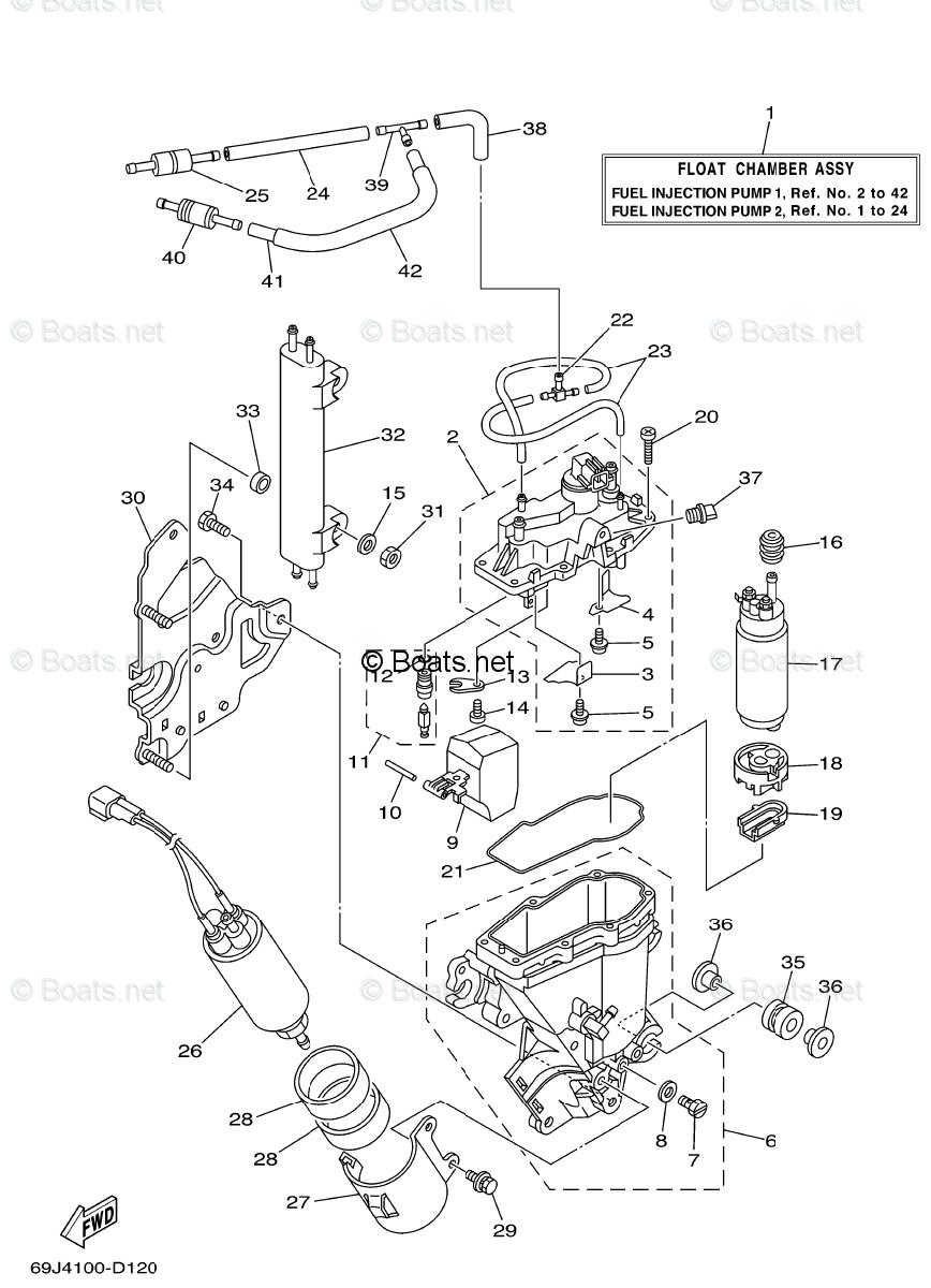 Og 7154 Diagram Of 2005 F225txrd Yamaha Outboard Fuel Injection Pump 1 Diagram Download Diagram