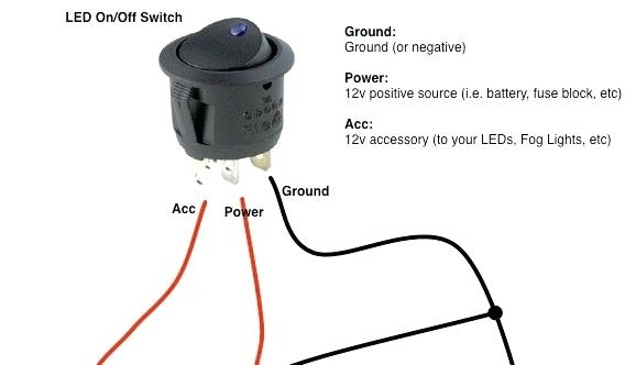 led toggle switch wiring diagram vm 1562  illuminated rocker switch wiring diagram led wiring help  rocker switch wiring diagram led wiring