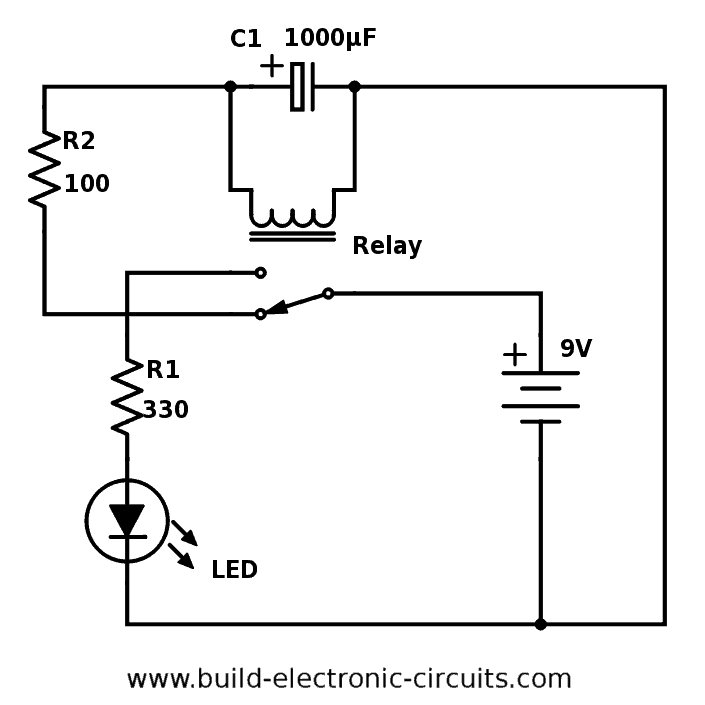 Fine Blinking Led Circuit With Schematics And Explanation Wiring Cloud Loplapiotaidewilluminateatxorg