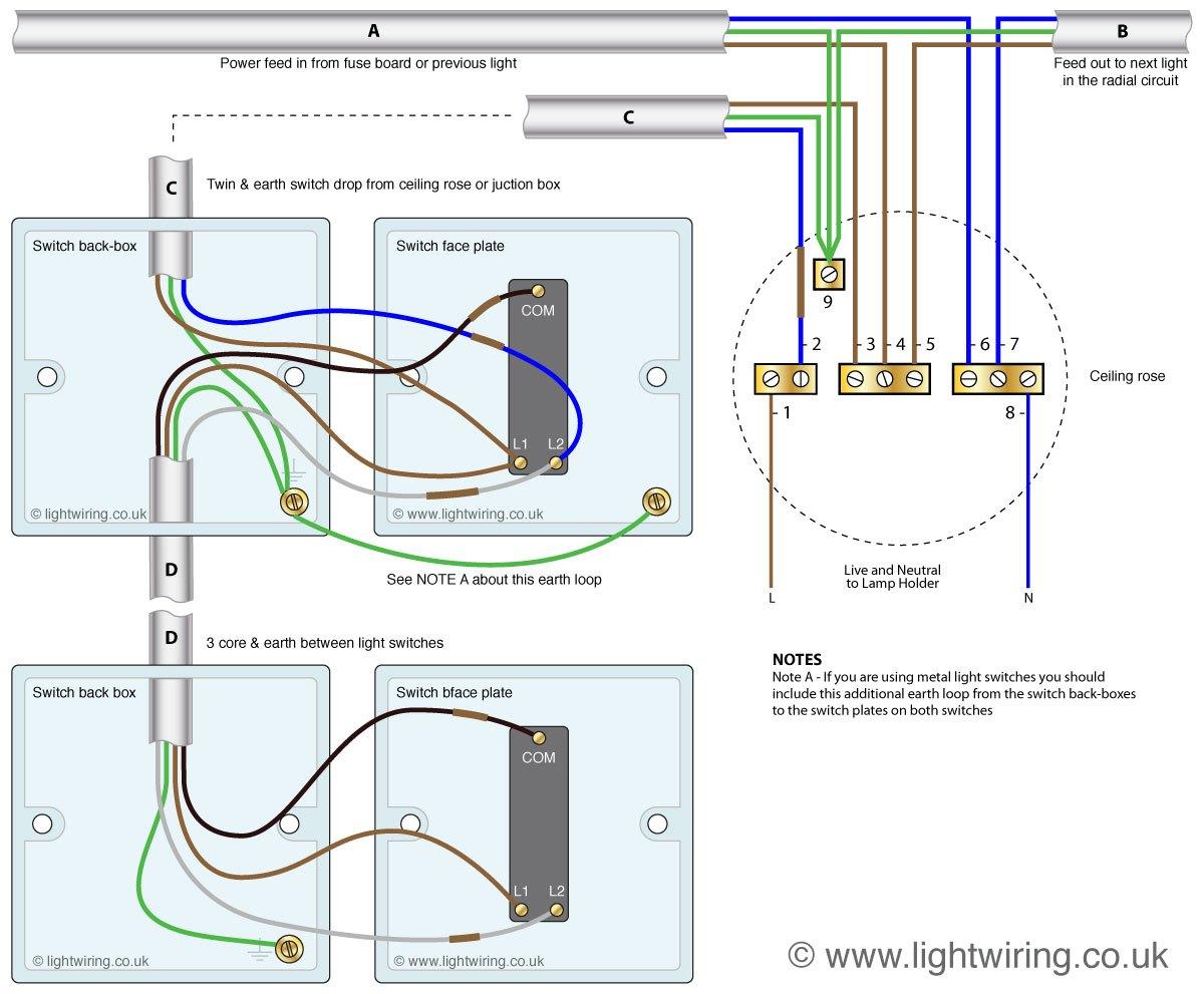 Hx 1753 Lighting Circuit Wiring Diagram Multiple Lights Free Diagram