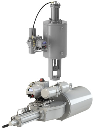Superb Rotork Skilmatic Range Electro Hydraulic Actuators Wiring Cloud Grayisramohammedshrineorg