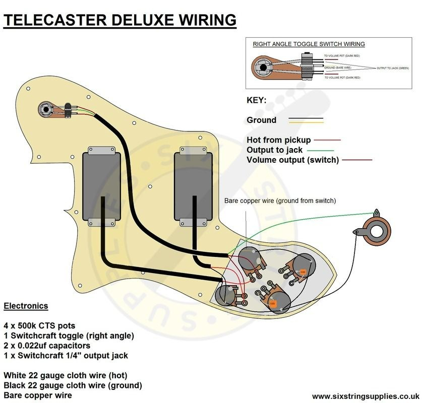 Fender Scn Wiring Diagram