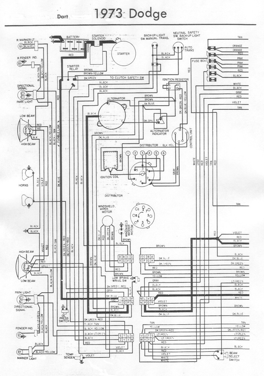 74 Charger Wiring Diagrams - 12 Volt Reversing Relay Wiring Diagram -  jeep-wrangler.yotube-dot-com-ds8.pistadelsole.itWiring Diagram Resource