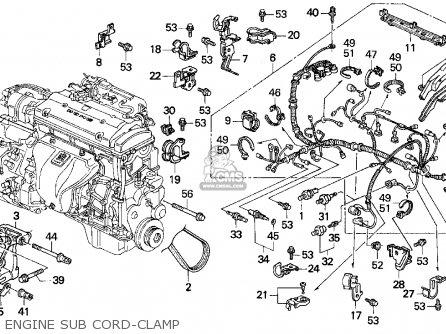 honda prelude engine wiring diagram zv 1143  honda accord carburetor diagram 1989 honda accord  honda accord carburetor diagram 1989