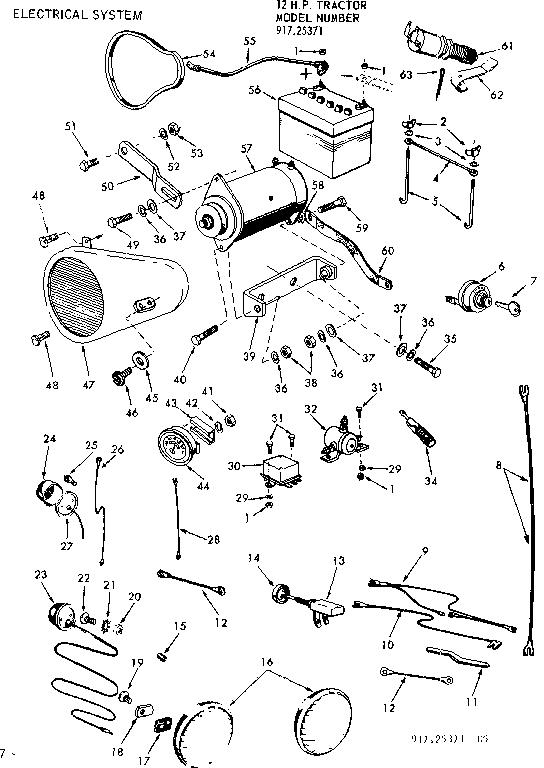 [ZHKZ_3066]  FB_3276] Wiring Diagram On Sears Suburban Garden Tractor Wiring Diagram On  Schematic Wiring | Sears Lawn Tractor Wiring Diagram |  | Cosm Vira Effl Cajos Vira Mohammedshrine Librar Wiring 101