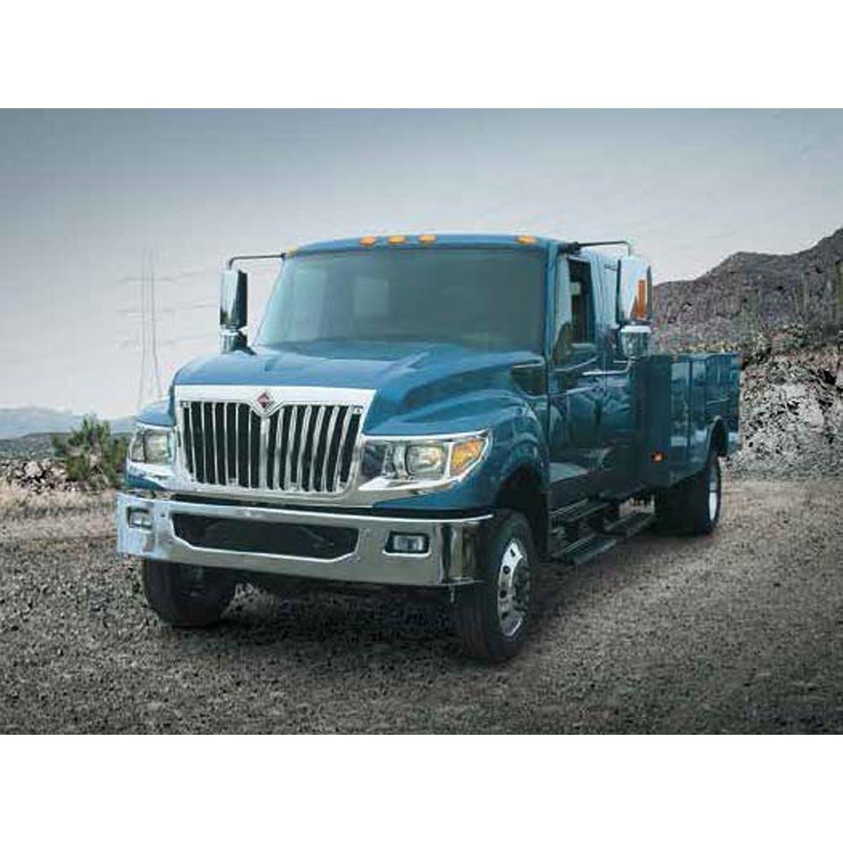 Xl 8946  9100i International Truck Wiring Diagram