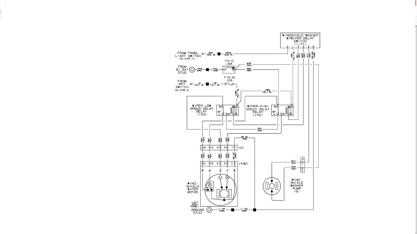 International Wiper Switch Wiring Diagram Ls1 Alternator Wiring Harness Diagram Peugeotjetforce Tukune Jeanjaures37 Fr