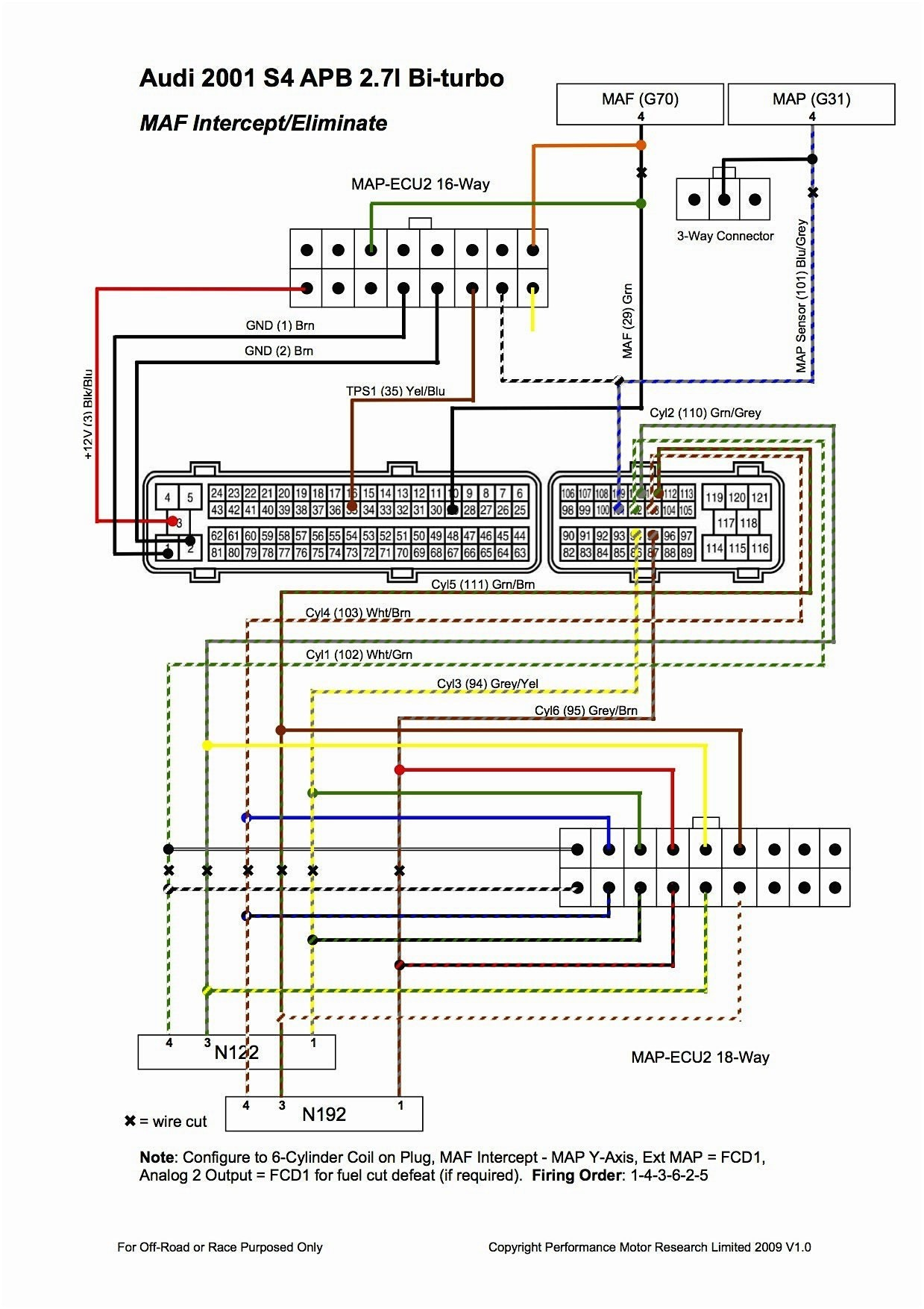 Radio Wiring Diagram For 1996 Ford Ranger
