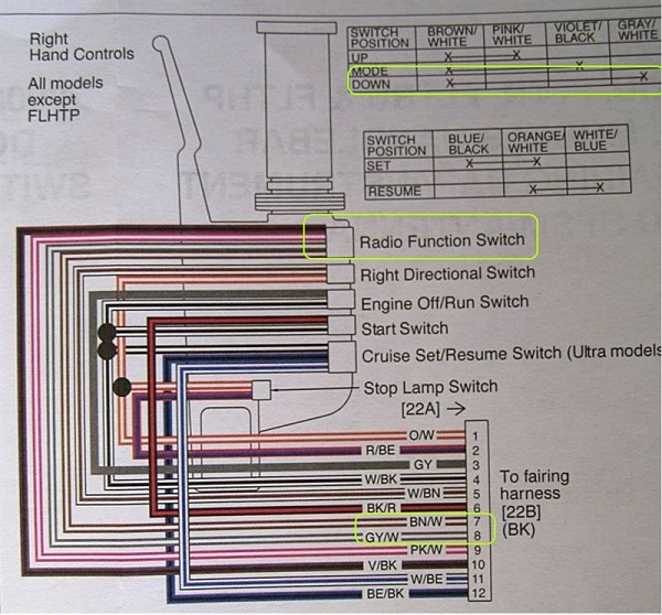 2013 Harley Davidson Speaker Wiring Diagram Wiring Diagrams Word Preference Source A Preference Source A Romaontheroad It