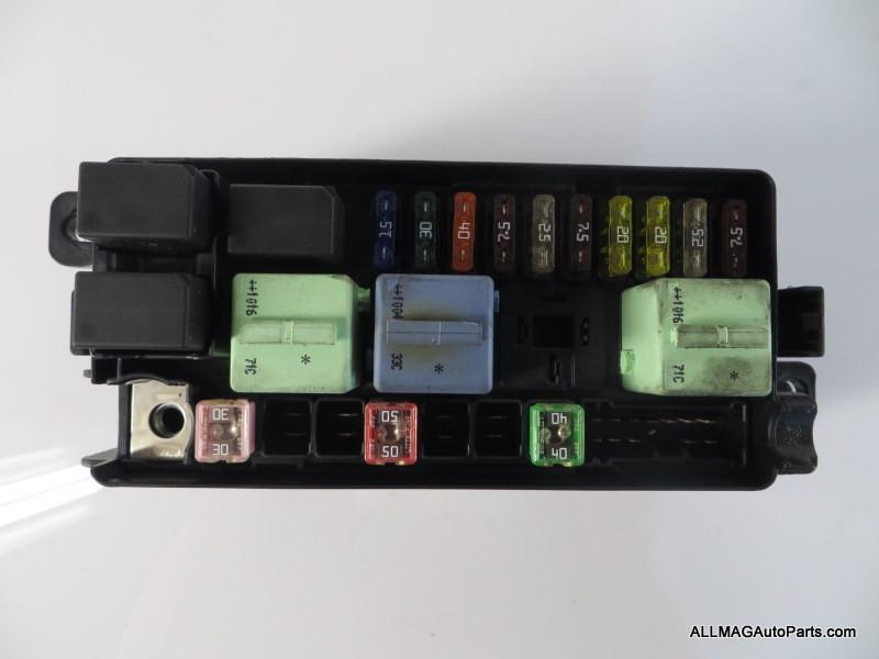 OV_7923] 2004 Mini Cooper R50 Engine Compartment Fuse Box Diagram