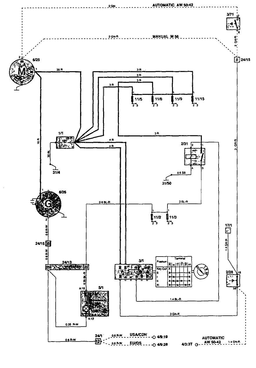 volvo 850 radio wiring harness diagram gw 9888  volvo stereo wiring diagram on volvo 850 stereo wiring  stereo wiring diagram on volvo 850