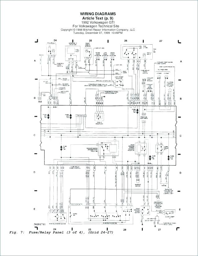 Mk3 Golf Vr6 Wiring Diagram