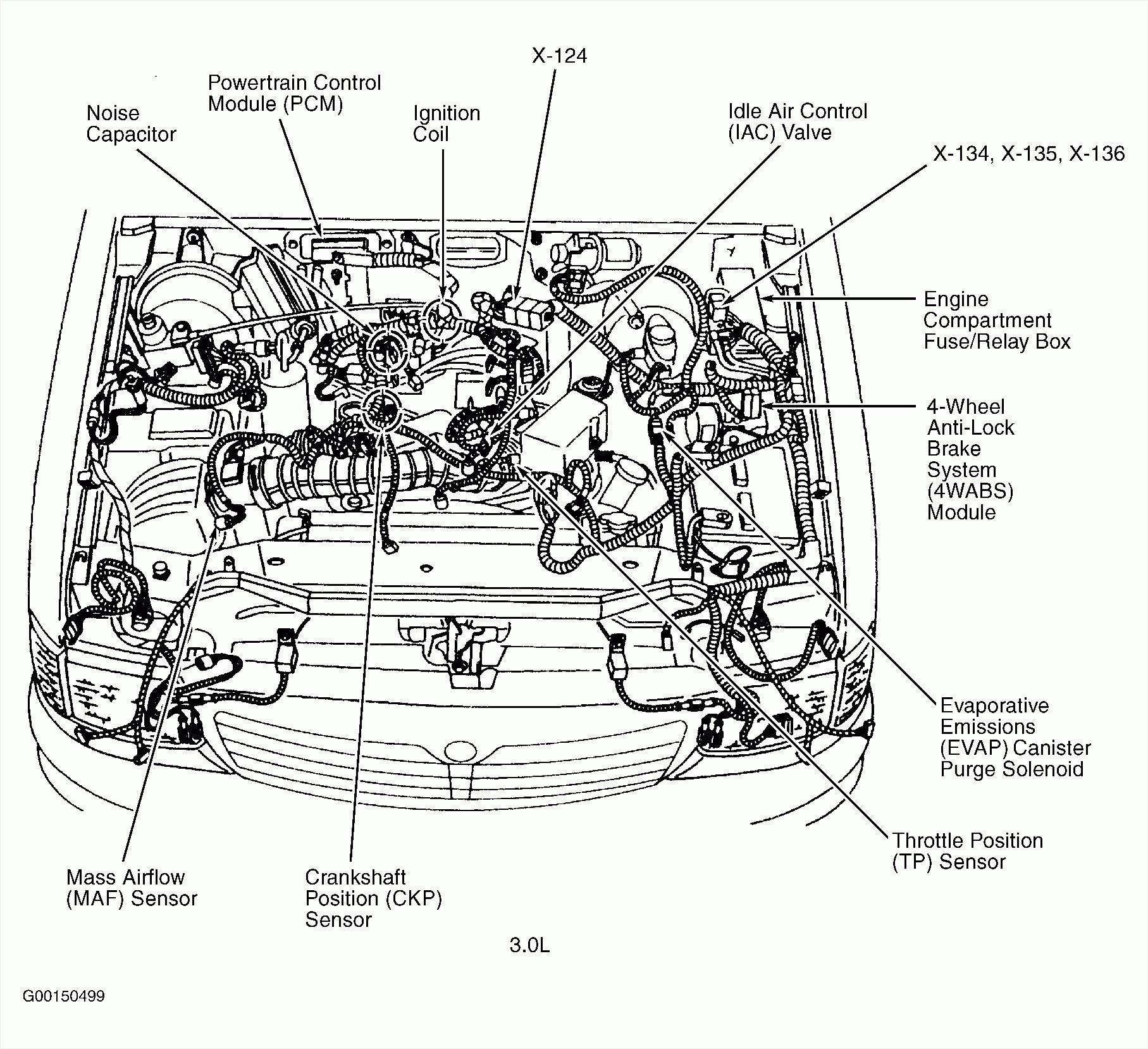 1999 Honda Engine Diagram Database Wiring Diagram